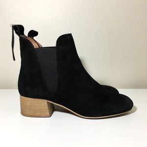 🆕 Listing!  Topshop | Leather Ankle Booties